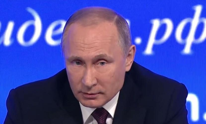 Путин предложилЕС дать украинцам право наработу