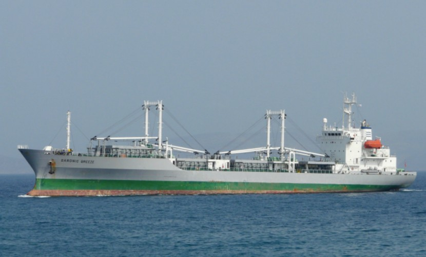 Экипаж российского судна спасли из рук нигерийских пиратов