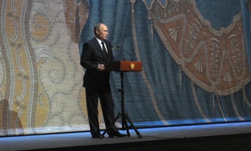 Владимир Путин обратил внимание намногогранность русского языка