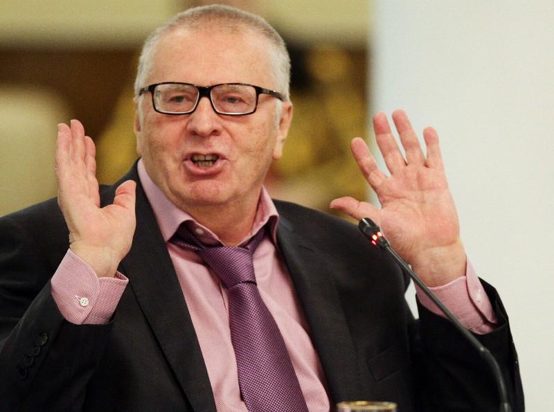 Жириновский предложил «разгрузить» Путина - Блокнот Россия