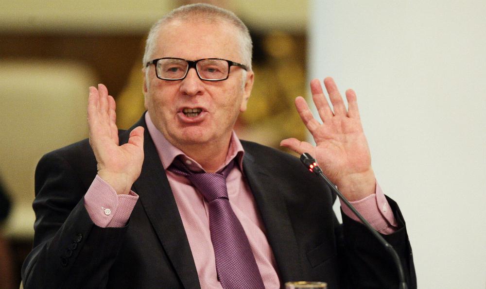 Жириновский предложил «разгрузить» Путина