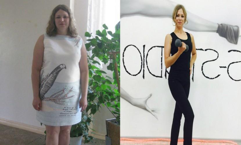 Ради конкурса красоты сотрудница полиции за полгода похудела на 30 килограммов