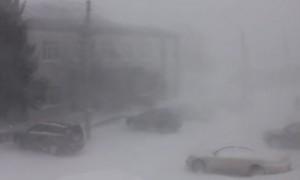 Видео снежного апокалипсиса под Новосибирском потрясло пользователей YouTube