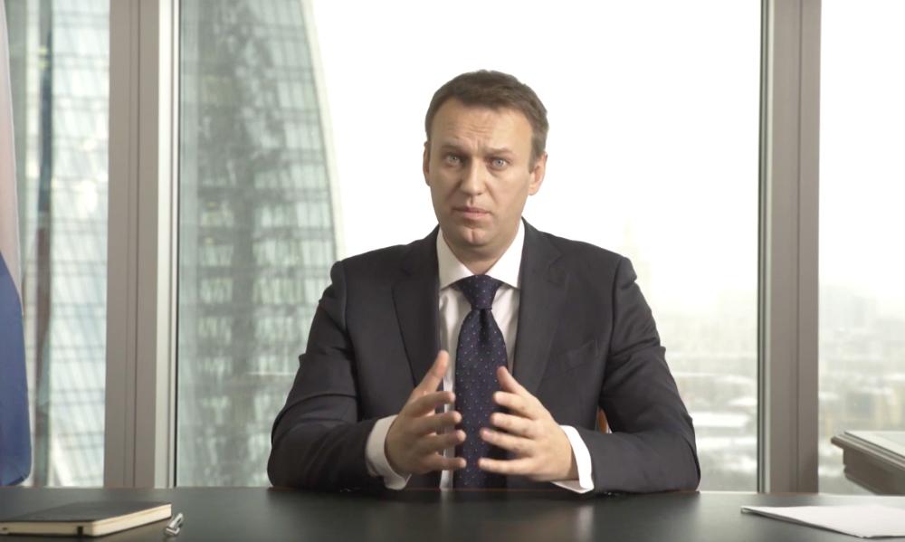 Навальный опубликовал видеообращение о своих планах на президентские выборы