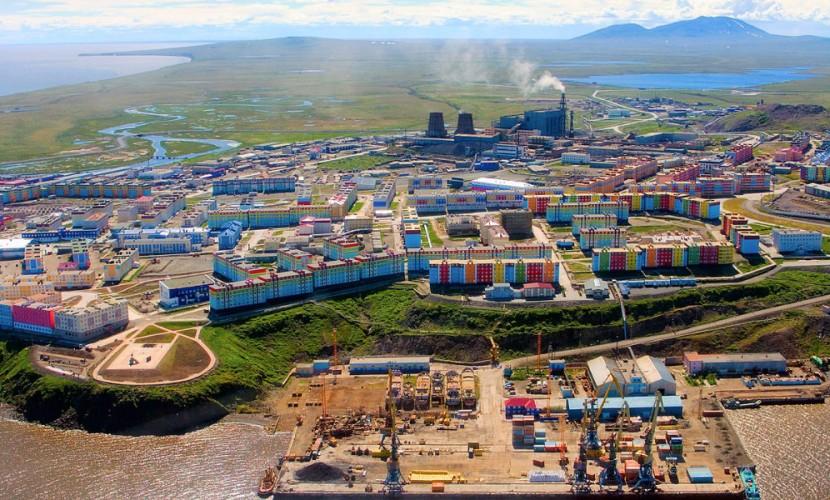 Ученые: часть городов вВосточной Сибири разрушится к 2050г