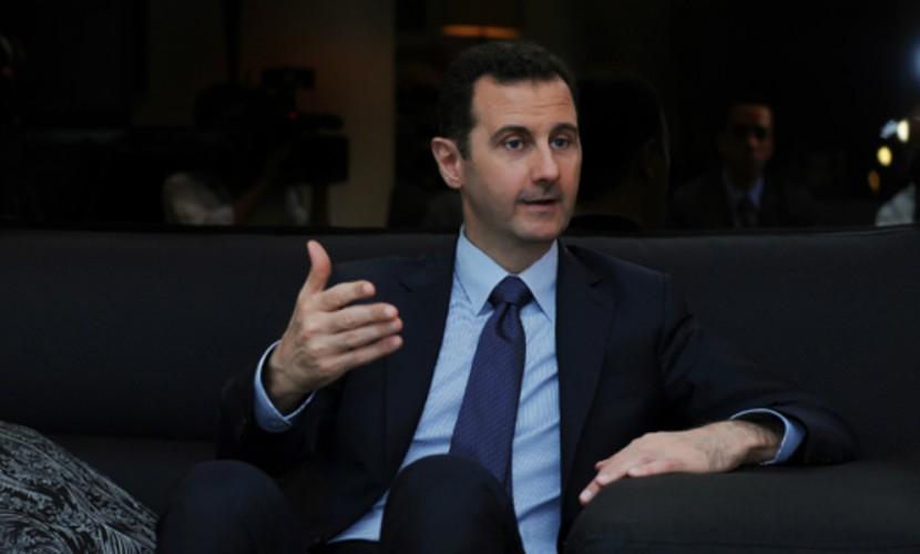 Башар Асад официально поздравил сирийцев с освобождением Алеппо