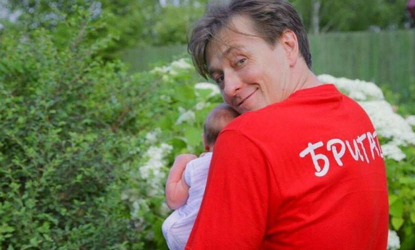 Сергей Безруков впервые подтвердил наличие у него внебрачных детей