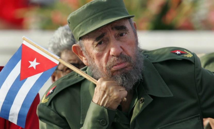 В столице может появиться улица имени Фиделя Кастро