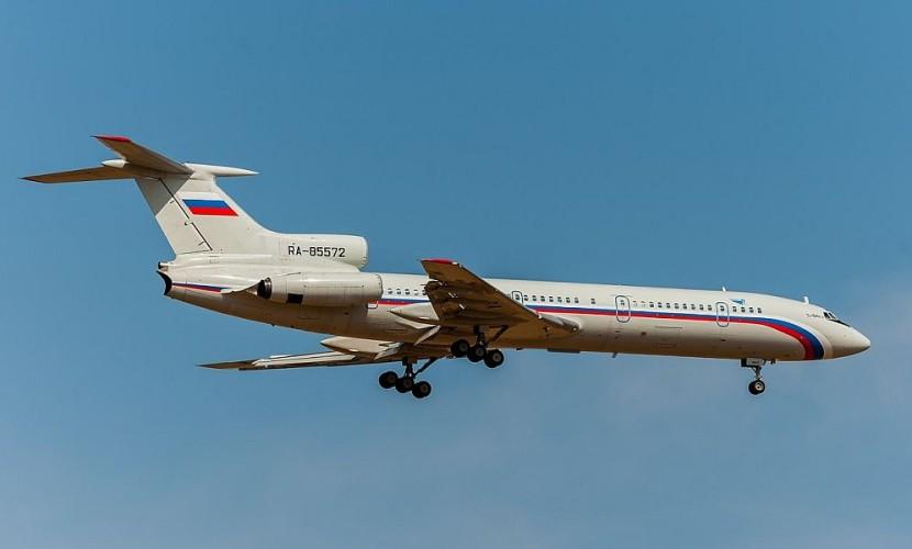 Опубликована запись последнего сеанса радиосвязи с экипажем потерпевшего крушение Ту-154
