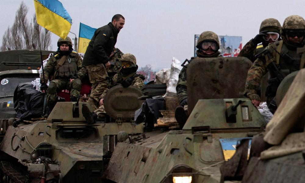 В ЛНР сообщили о 40 убитых под Дебальцево бойцах ВСУ