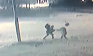 Соседи избили друг друга лопатами во время уборки снега