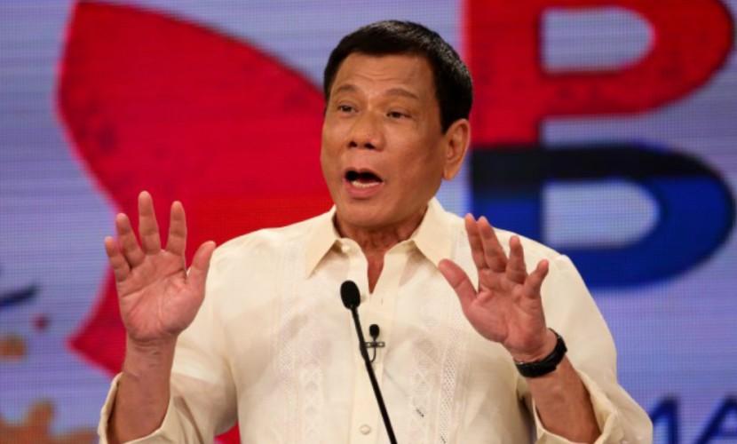 Скандальный президент Филиппин признался, что лично убивал наркоторговцев
