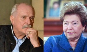 Вдова Ельцина обвинила Никиту Михалкова во лжи и