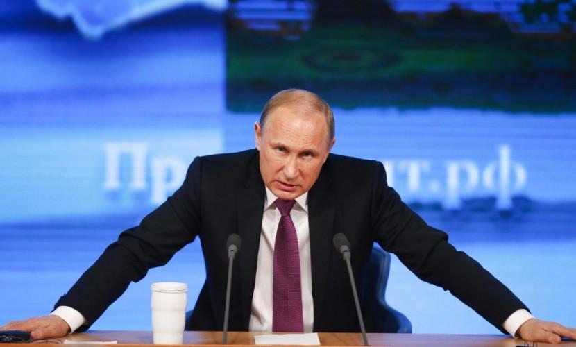 Forbes в 4-й раз признал Владимира Путина самым влиятельным человеком мира
