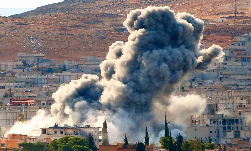 Жертвами ошибочного авиаудара США стали около 90 иракских солдат