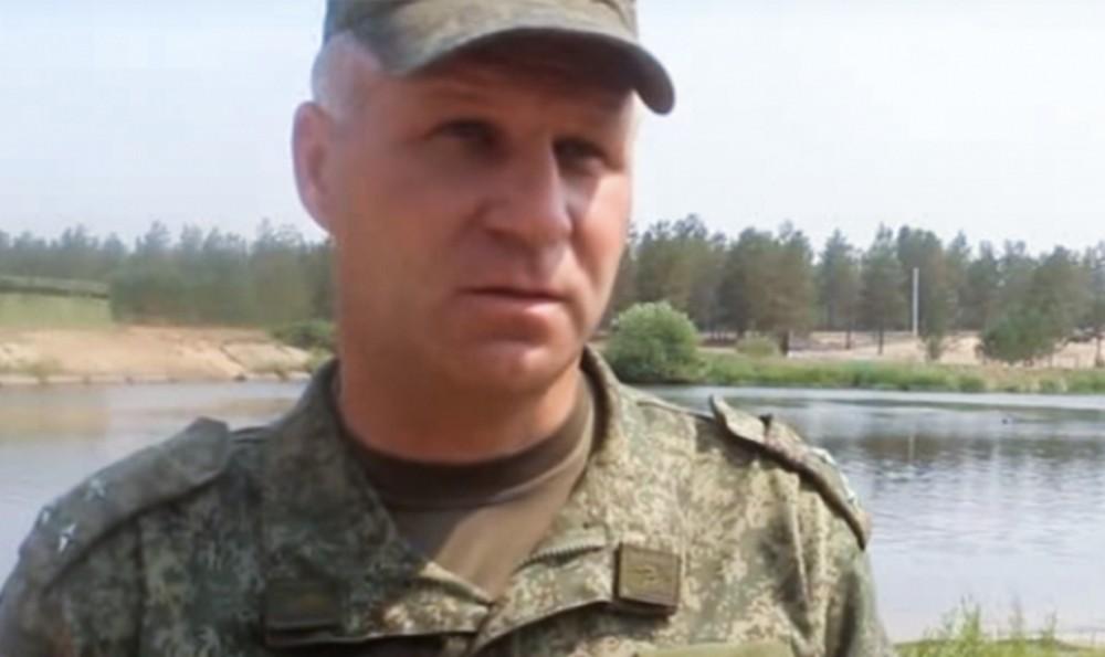 Убитый в Алеппо российский военный советник похоронен в Подмосковье