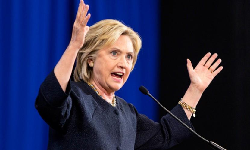 Хиллари Клинтон заявила, что Путин сводил с ней «личные счеты» хакерскими атаками на серверы Демпартии