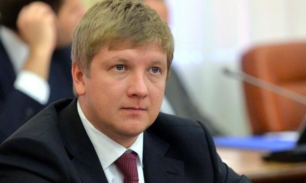 Руководитель «Нафтогаза» рассказал о необходимых условиях для покупки газа у «Газпрома»