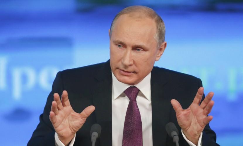 Главными темами пресс-конференции Владимира Путина станут экономика иоперация вСирии