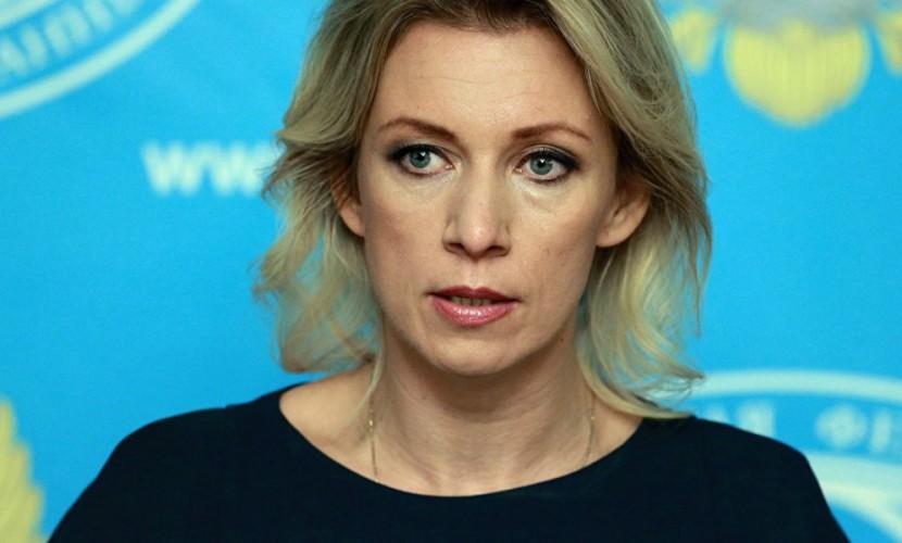 Захарова обвинила администрацию Обамы в зацикленности на вражде с Россией