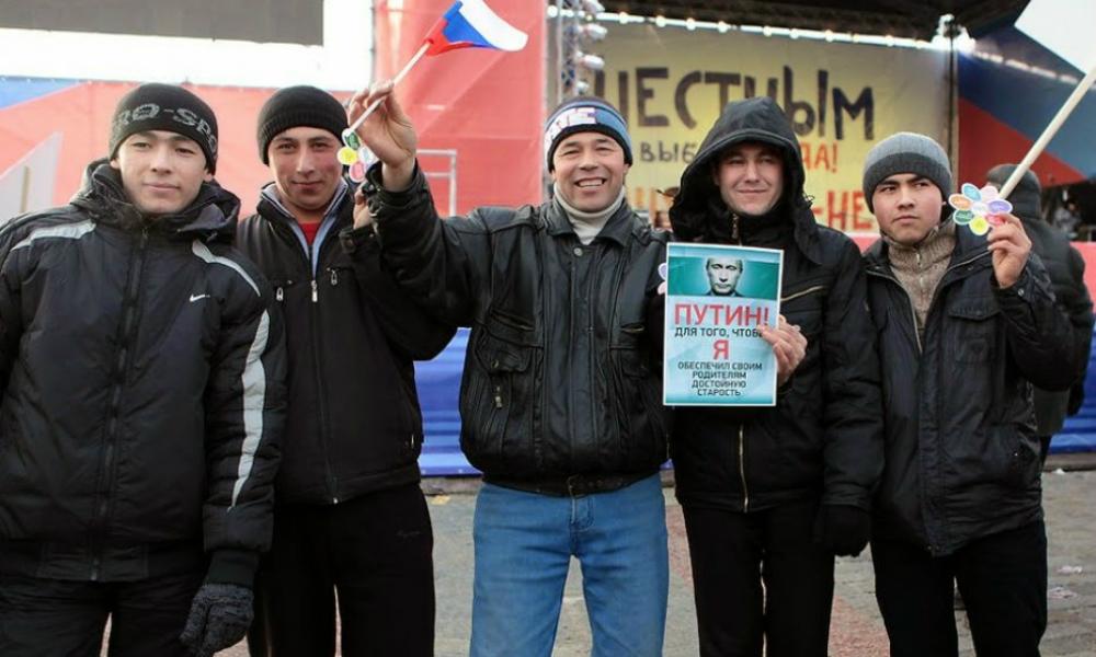 Увеличение потока мигрантов в Россию спровоцировали события в Сирии и на Украине, - глава МВД