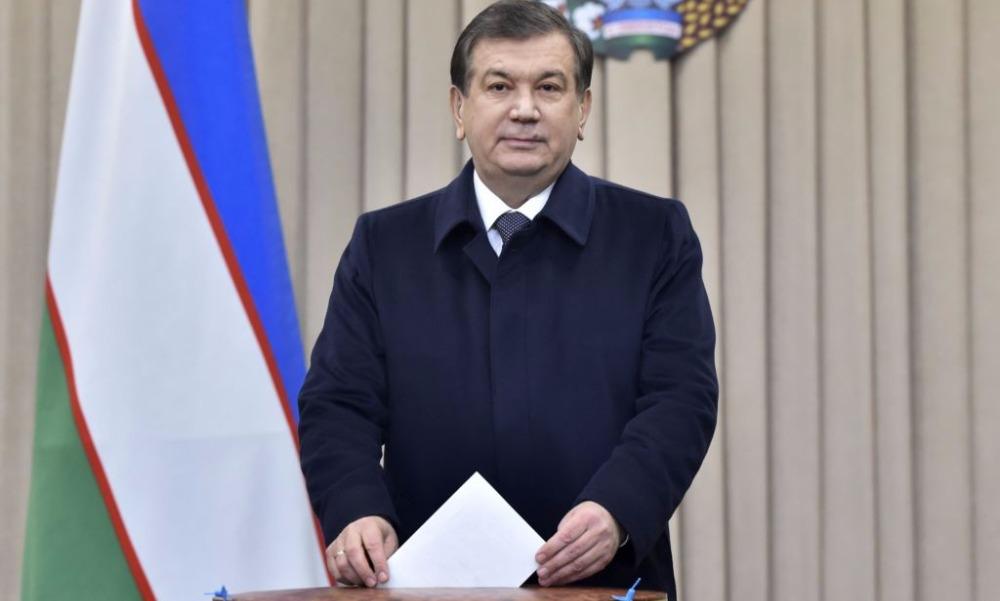 Шавкат Мирзиёев стал президентом Узбекистана без приставки
