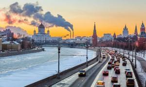 Сильные морозы придут в Москву в выходные