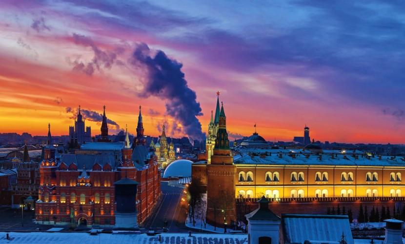 Двадцатиградусные морозы придут в Москву во время новогодних каникул