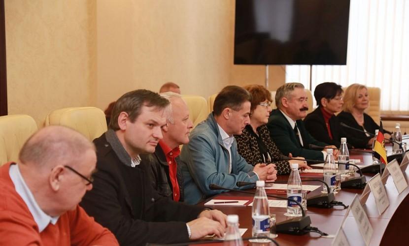 Бизнесмены из Баварии заявили о намерении в ближайшее время снова посетить Крым