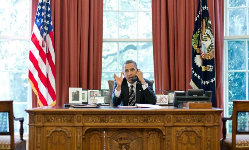 Обама связался с Кремлем по экстренному «красному телефону» во время кибератак на Вашингтон