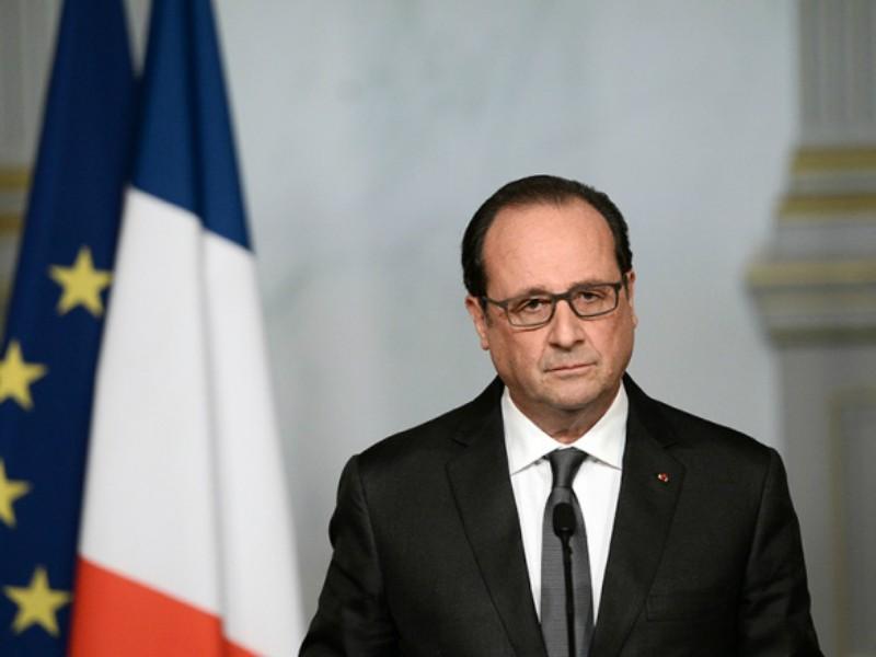 Франсуа Олланд объявил о решении отказаться от участия в президентских выборах 2017 года