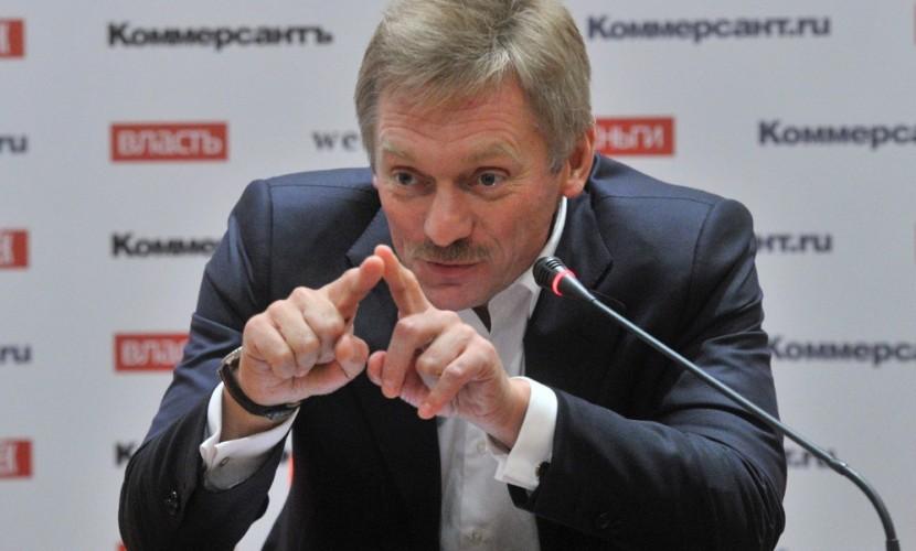 В Кремле удивились заявлению Могерини о возможной