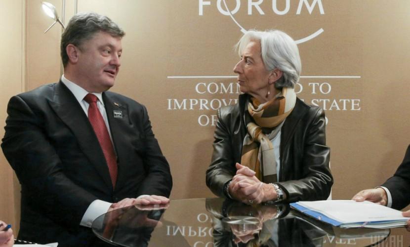 Заставятли Лагард выплатить долг столицы Украины перед Москвой— Рэкет по-американски