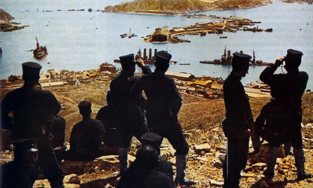 Календарь: 2 января - Порт-Артур был бесславно сдан Японии
