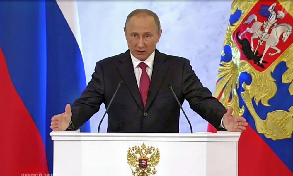Президент России напомнил об общей с США ответственности за обеспечение безопасности во всем мире