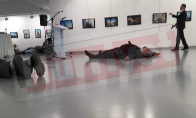 ВТурции неизвестный расстрелял русского посла
