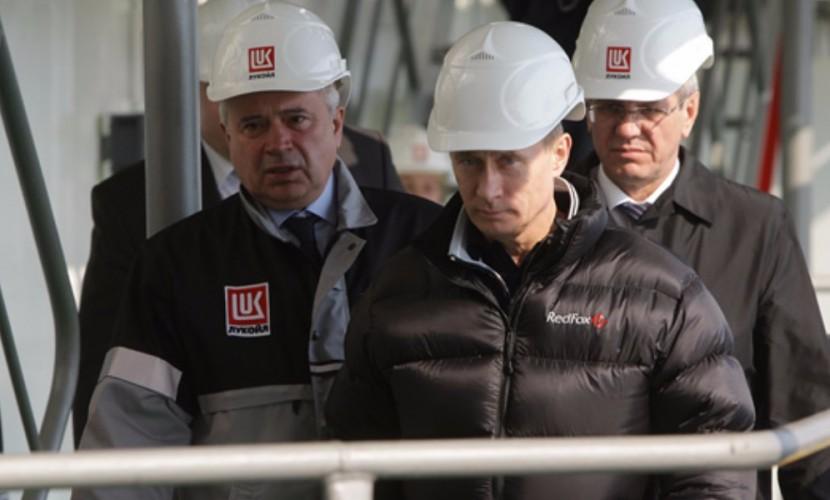 Кремль заявил опринятии решения осокращении нефтедобычи лично Путиным