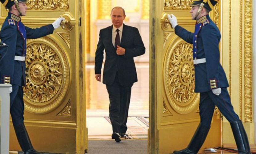 Выступление Владимира Путина показали поканалу правительственных трансляций США