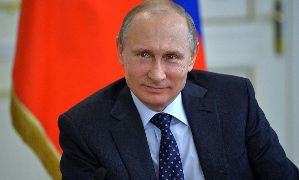 Французский политолог выдвинул Владимира Путина на Нобелевскую премию за борьбу с терроризмом