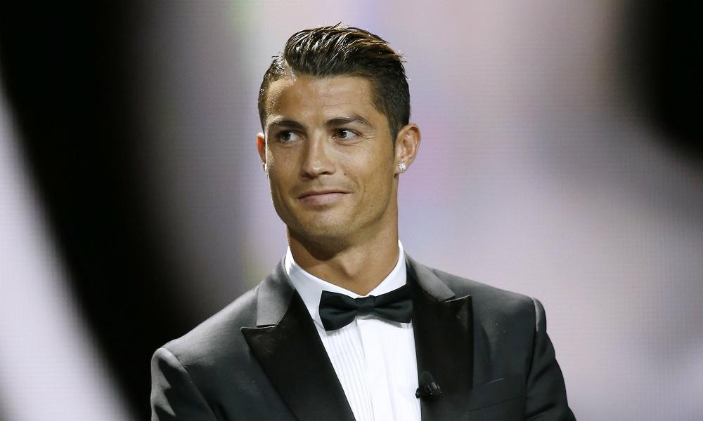 Роналду в четвертый раз назван лучшим футболистом планеты