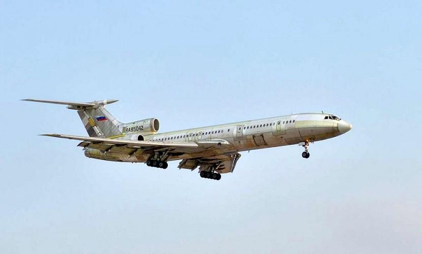 Следственный комитет России возбудил уголовное дело по факту крушения Ту-154