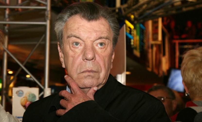 В столице России на83-м году жизни скончался артист Вячеслав Шалевич