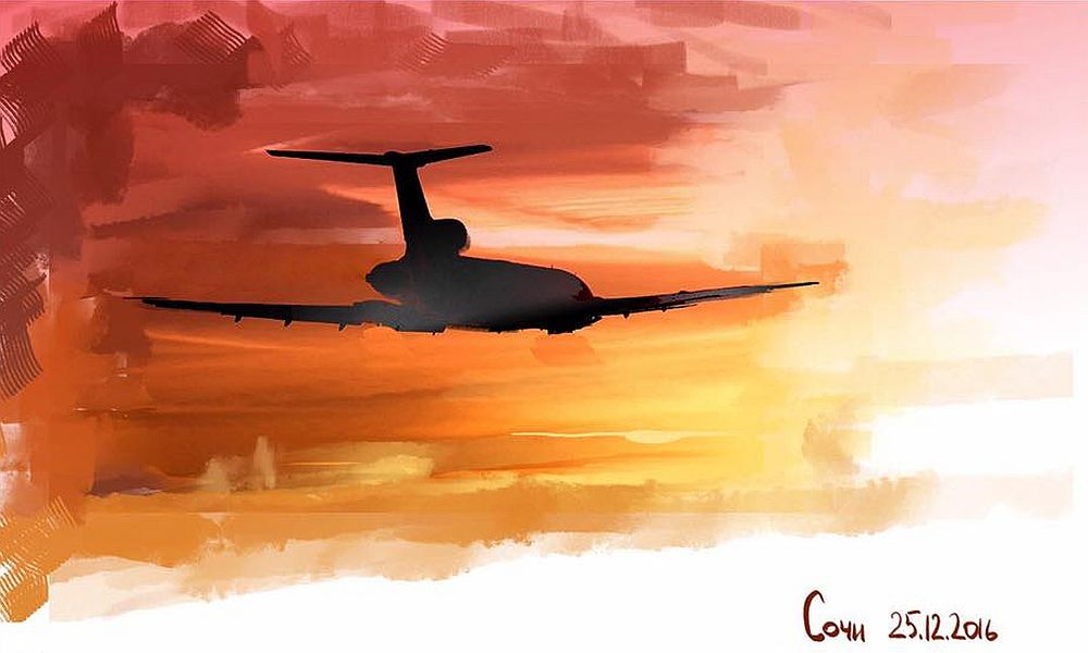 Пользователи по-разному отреагировали на крушение Ту-154: от соболезнований до глумлений