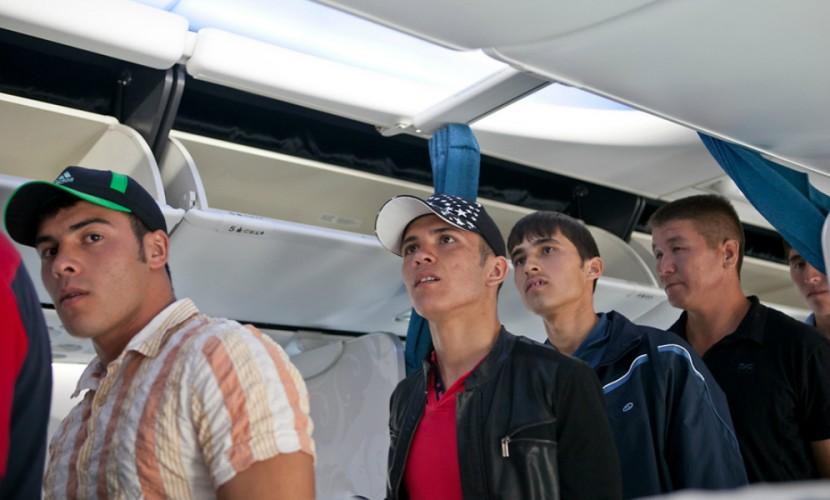 Минтранс: авиасообщение сТаджикистаном восстановлено