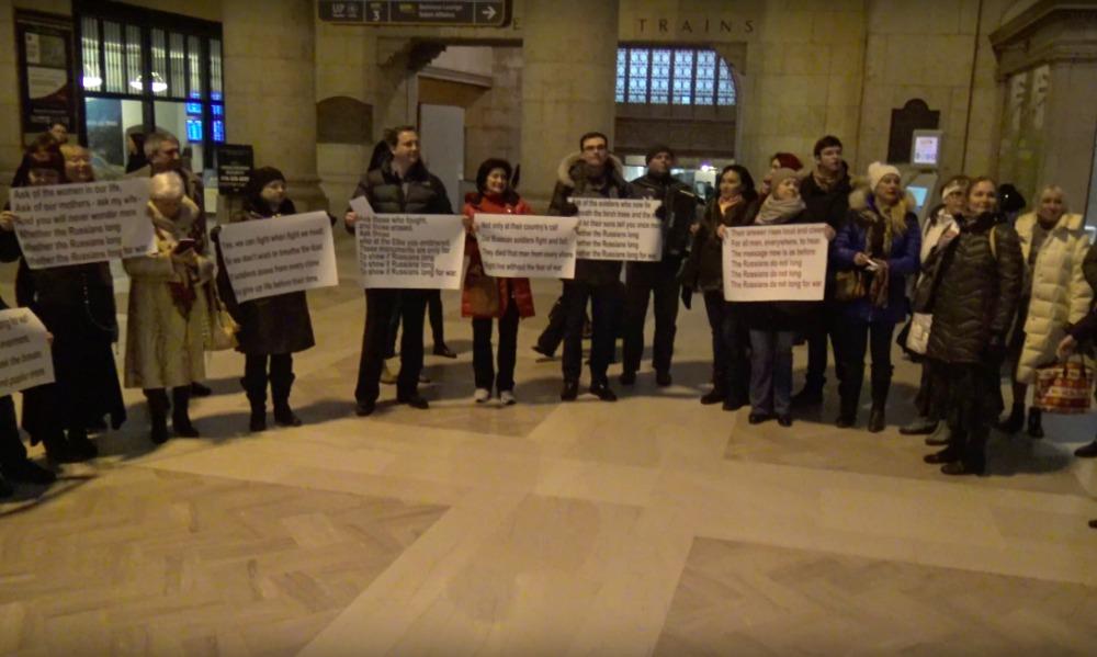 Опубликовано видео исполнения жителями канадского Торонто песни