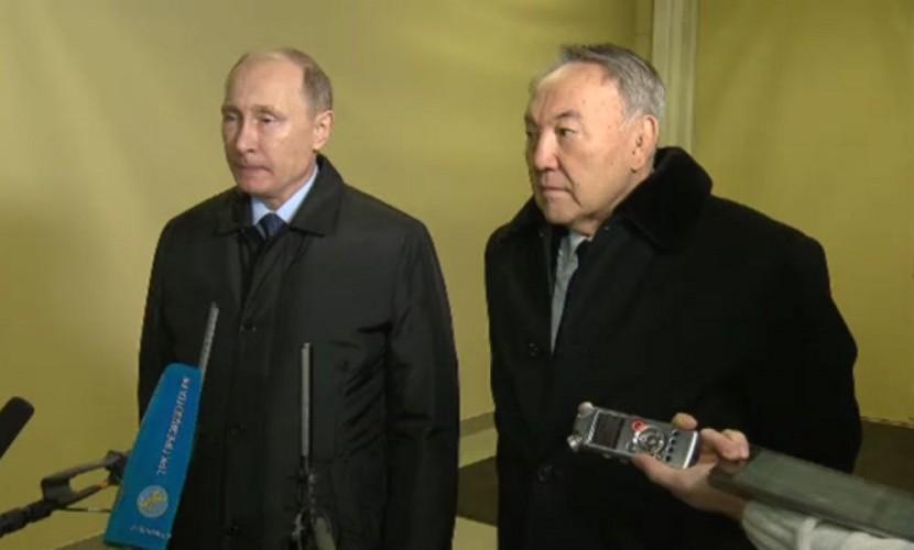 Путин объявил 26декабря днем траура из-за крушения ТУ-154