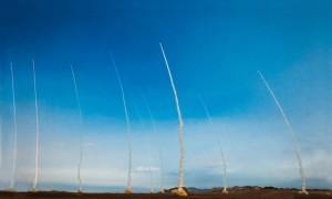 Украина передвинула границы ракетных учений дальше от Крымского полуострова