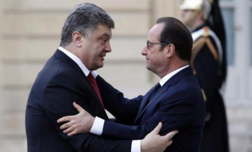 Франция притормозила процесс по введению Европейским союзом безвизового режима для Украины