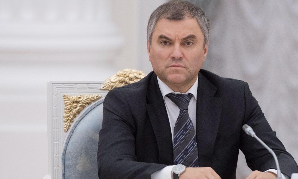 Володин назвал условия возвращения российской делегации к работе в ПАСЕ