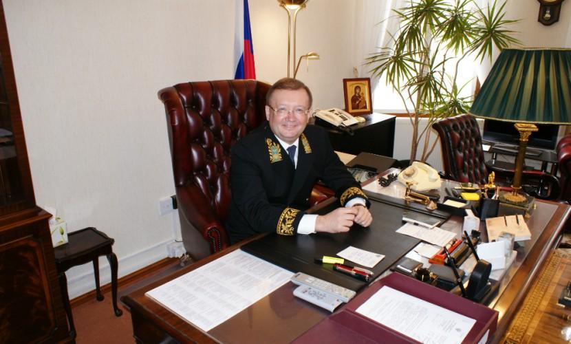 ПосолРФ встолице Англии разъяснил Джонсону ситуацию вАлеппо
